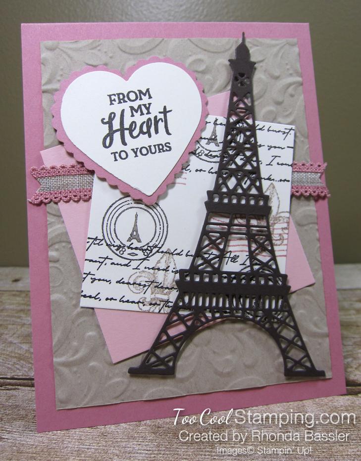 Parisian Beauty From My Heart - Bassler 1