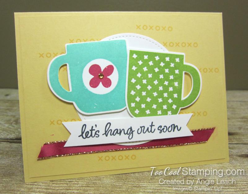 Rise & shine hang out - saffron 1