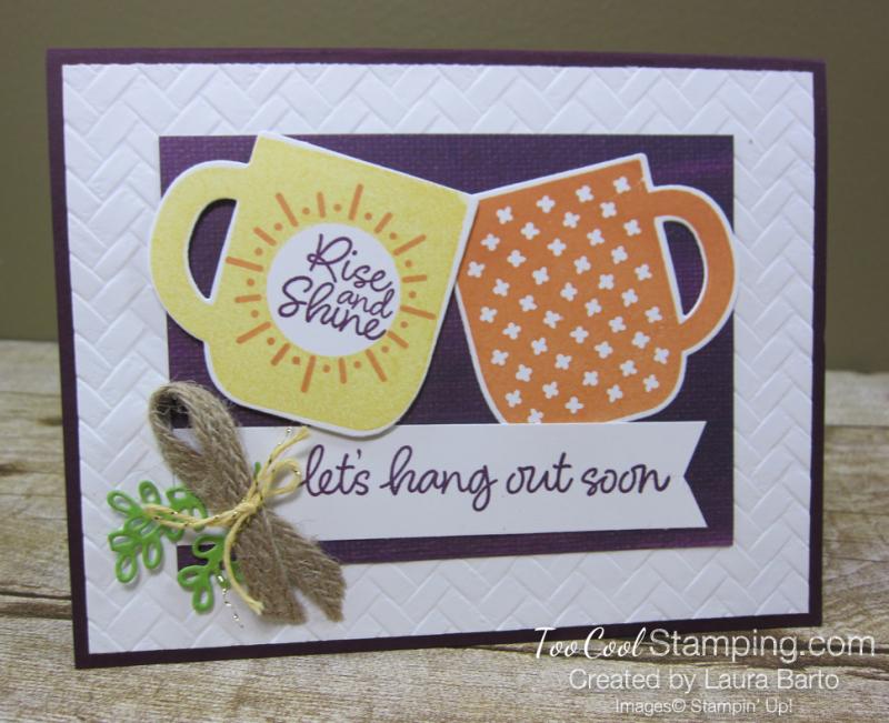 Rise & shine hang out - barto 1