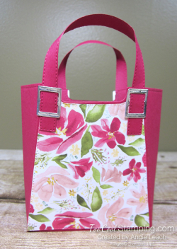 Best dressed tote - lovely lipstick 2