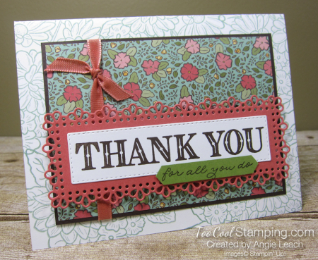 Ornate garden For All You Do - thank you