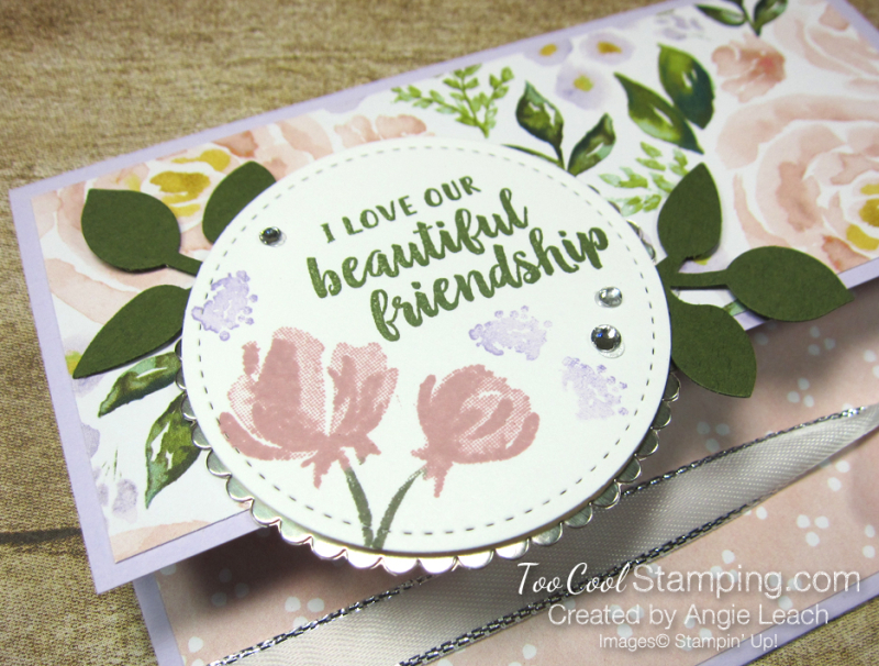 Best dressed beautiful friendship pocket - blushing 2