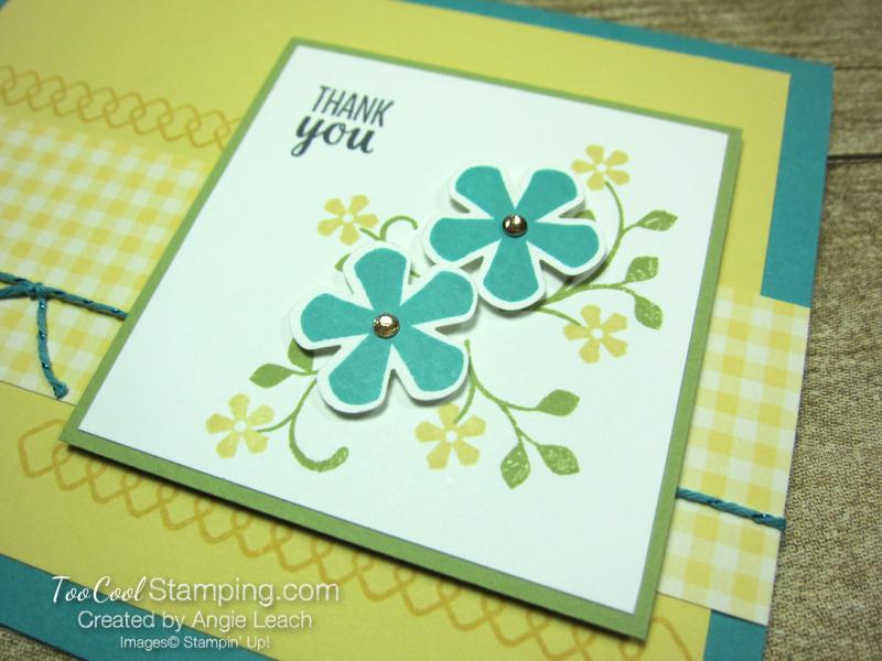 Thoughtful blooms thank you - bermuda 3