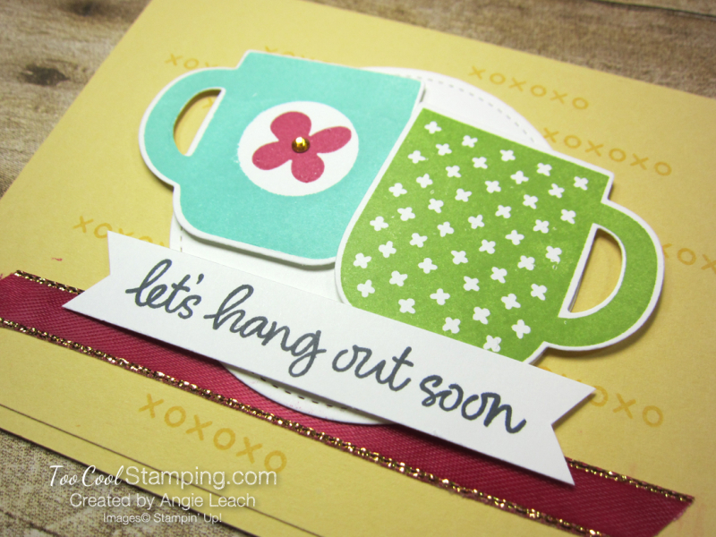 Rise & shine hang out - saffron 4
