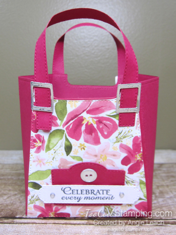 Best dressed tote - lovely lipstick