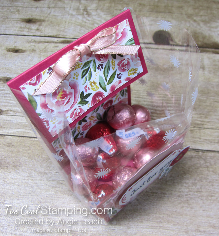 Tags in bloom cello bags - lovely lipstick 4