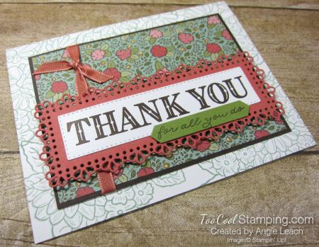 Ornate garden For All You Do - thank you 2