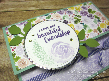 Best dressed beautiful friendship pocket - mint 2