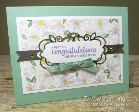 Best dressed beautiful friendship congrats - mint 1