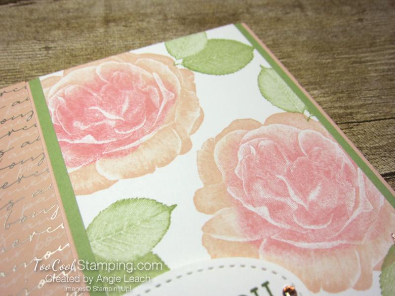 Healing Hugs Two-Color Roses - petal 2
