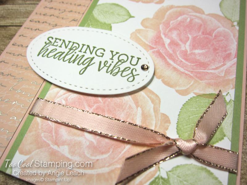 Healing Hugs Two-Color Roses - petal 3