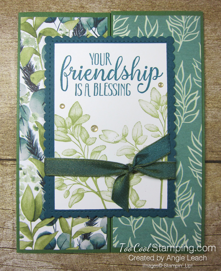 Forever Greenery - Friendship is a Blessing C1