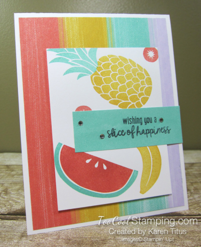 Cute fruit - titus 1