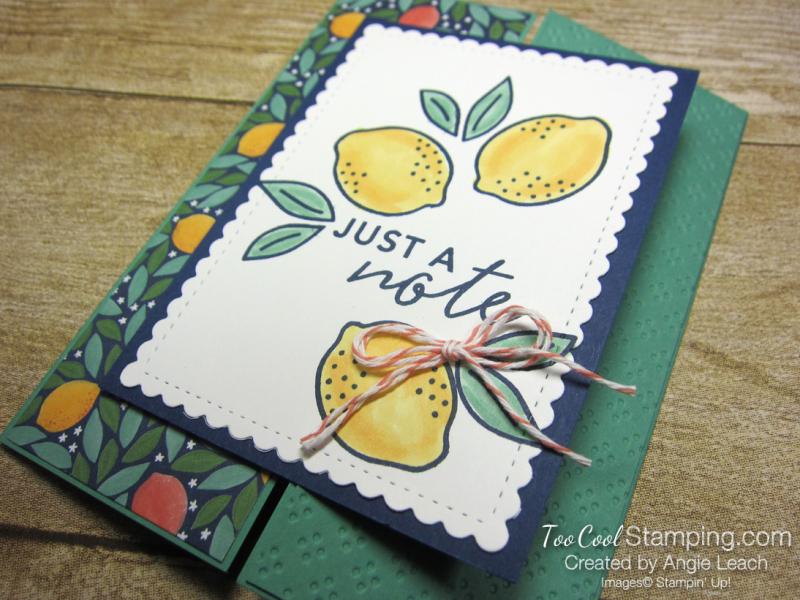 Simply citrus just a note jade gate fold 2