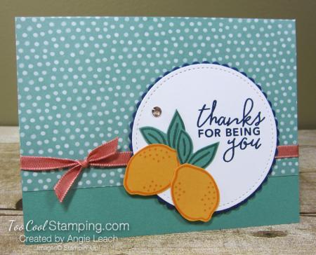 Simply citrus jade dots - Thanks lemons 1