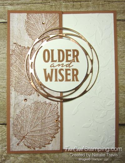 Loyal Leaves Older & Wiser - travis 1
