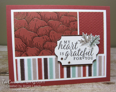 Beautiful autumn grateful heart - craze 1