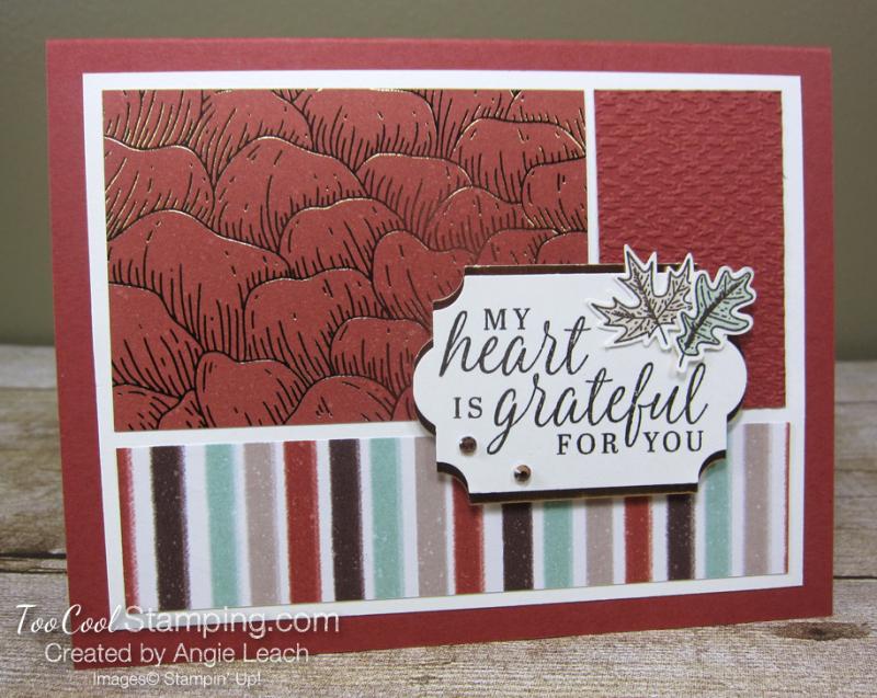 Beautiful autumn grateful heart - craze 1