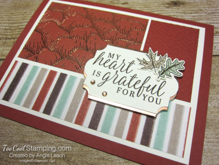 Beautiful autumn grateful heart - craze 2