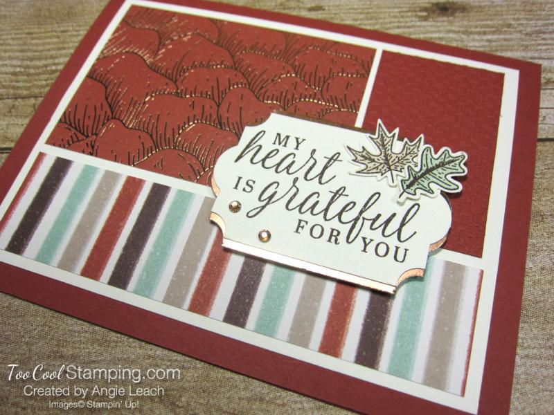 Beautiful autumn grateful heart - craze 2