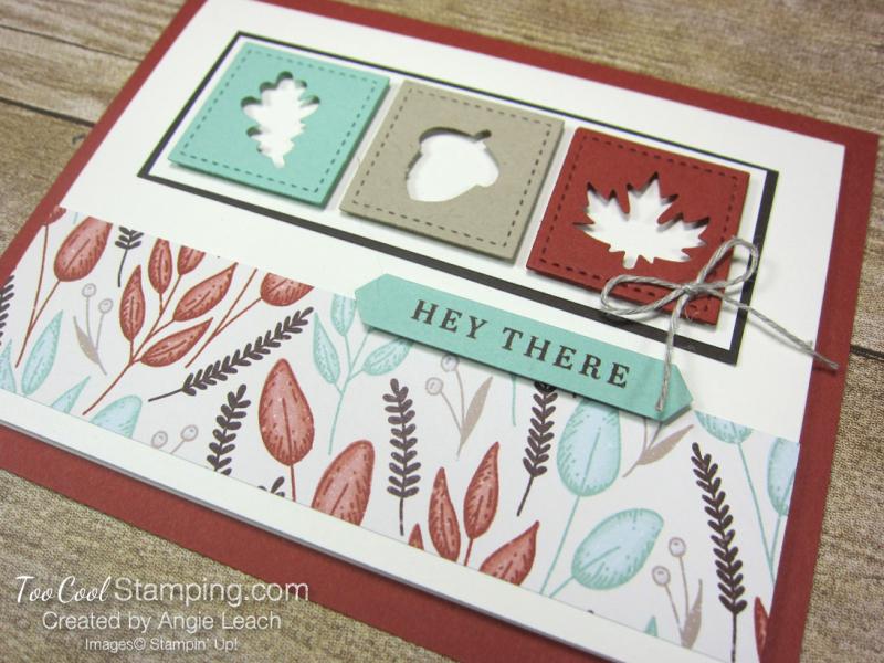 Beautiful autumn recessed window trio - cajun 3