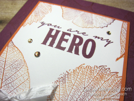 Loyal Leaves You Are My Hero - razzleberry 3