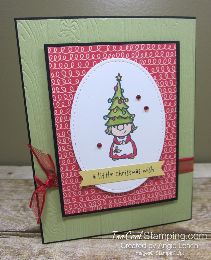 Gnome For The Holidays DSP - tree