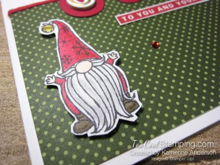 Peace and joy gnome - 4