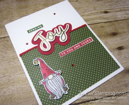 Peace and joy gnome - 2