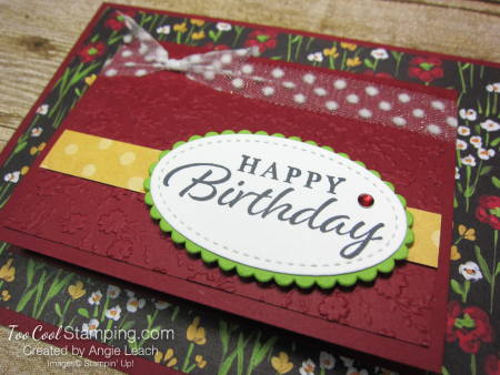 Happy thoughts birthday wishes - cherry 2
