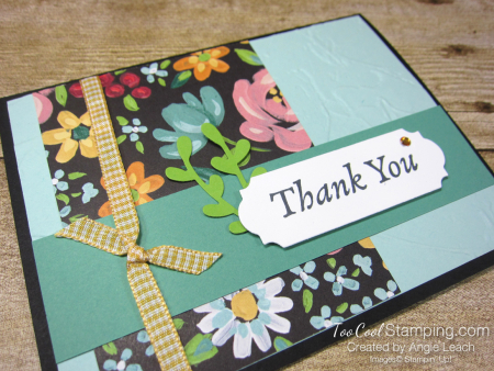 Happy thoughts thank you - colorful 2