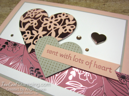 Sent with lots of heart - petal2