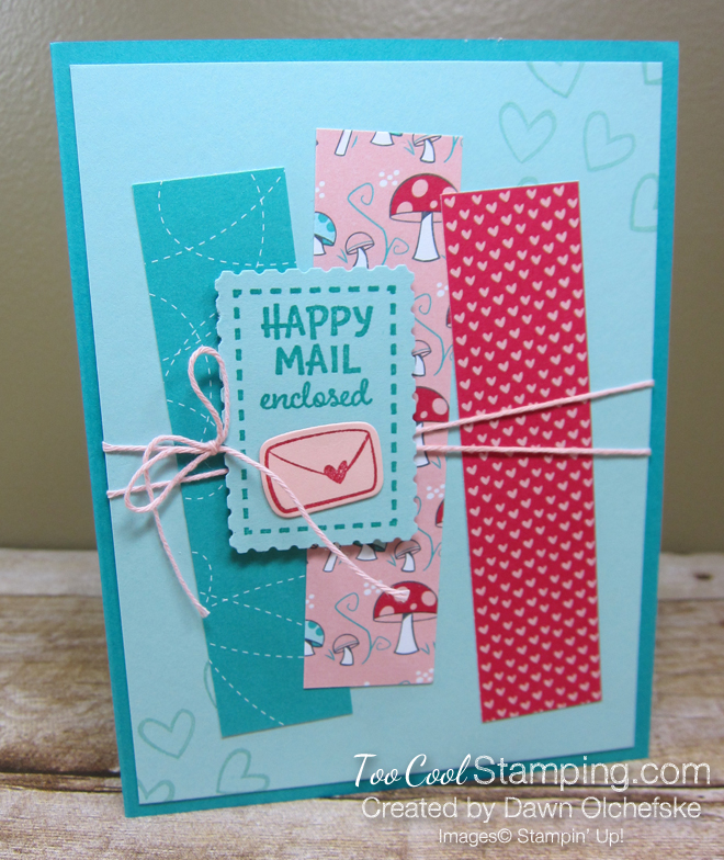 Snail mail happy mail strips 1 - olchefske