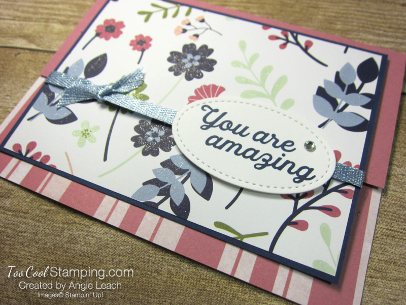 Paper blooms easy background 2