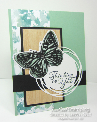 Butterfly brilliance thinking of you - greff 1