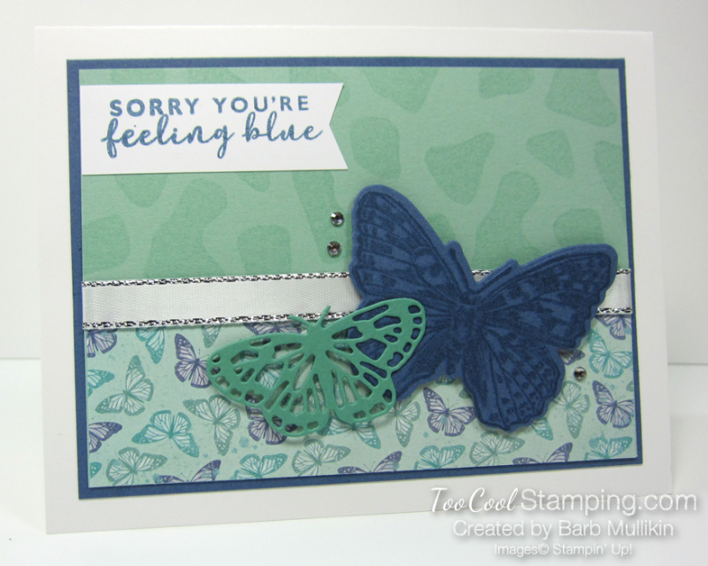 22 butterfly brilliance Sorry Youre feeling blue - mullikin 1