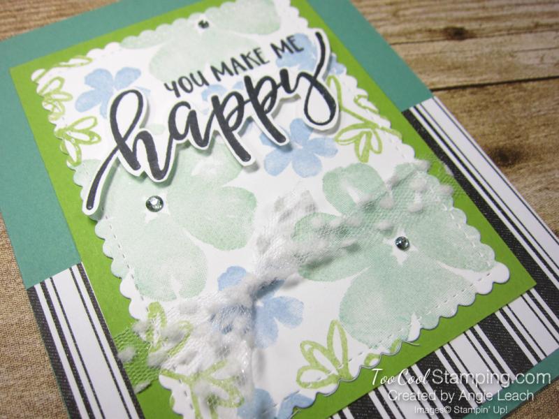 Pretty Perennials You Make Me Happy - jade3