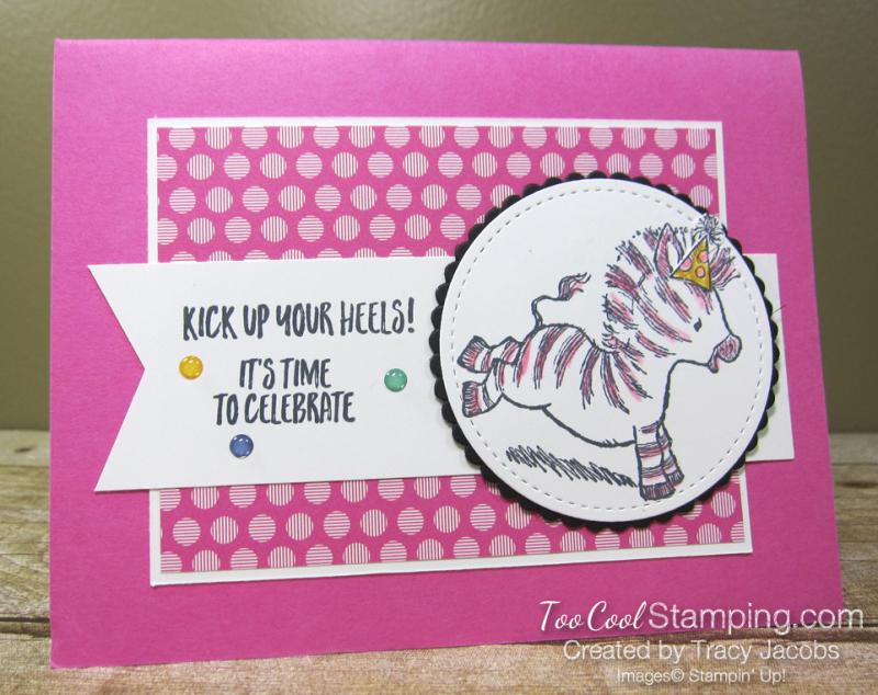 Zany zebras - jacobs 1