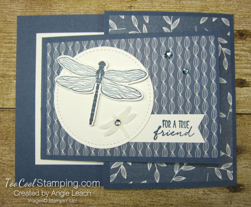 Dragonfly garden joy-fold - dandy