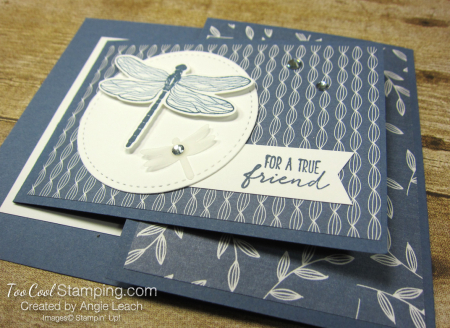 Dragonfly garden joy-fold - dandy 2