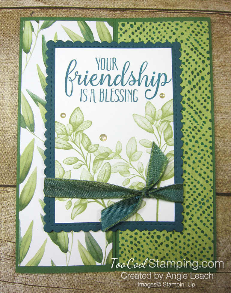 Forever Greenery - Friendship is a Blessing B1