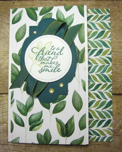 Forever Greenery - Makes Me Smile 1