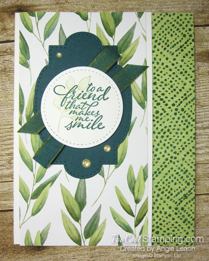 Forever Greenery - Makes Me Smile B1