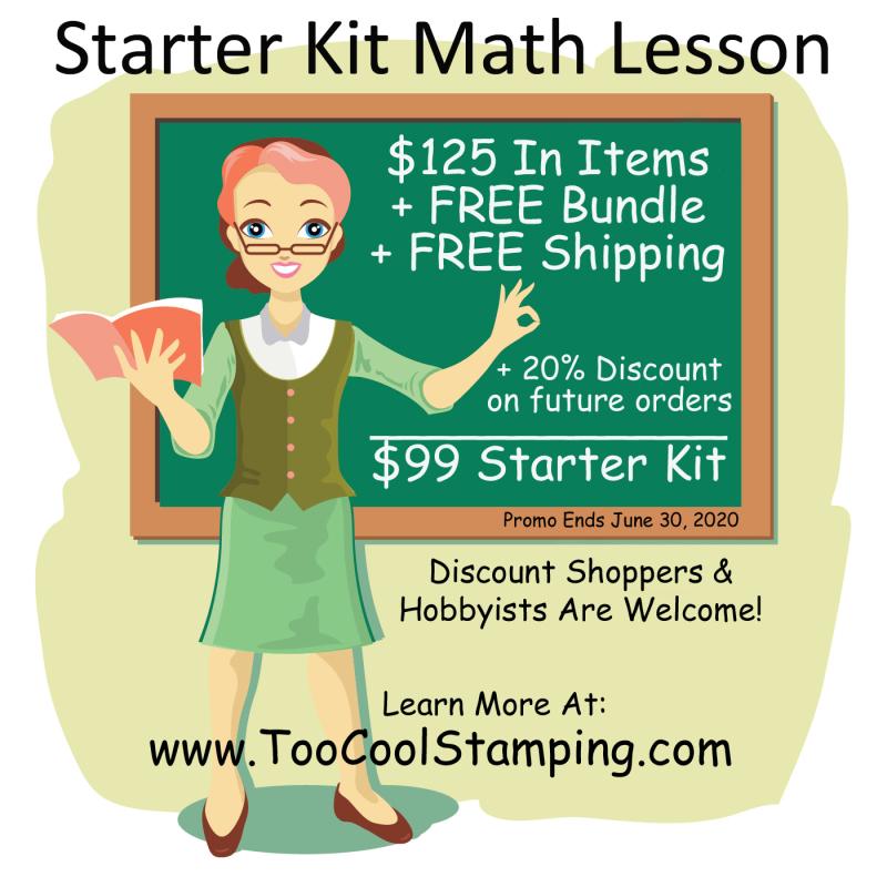 Starter Kit Math Lesson 2020