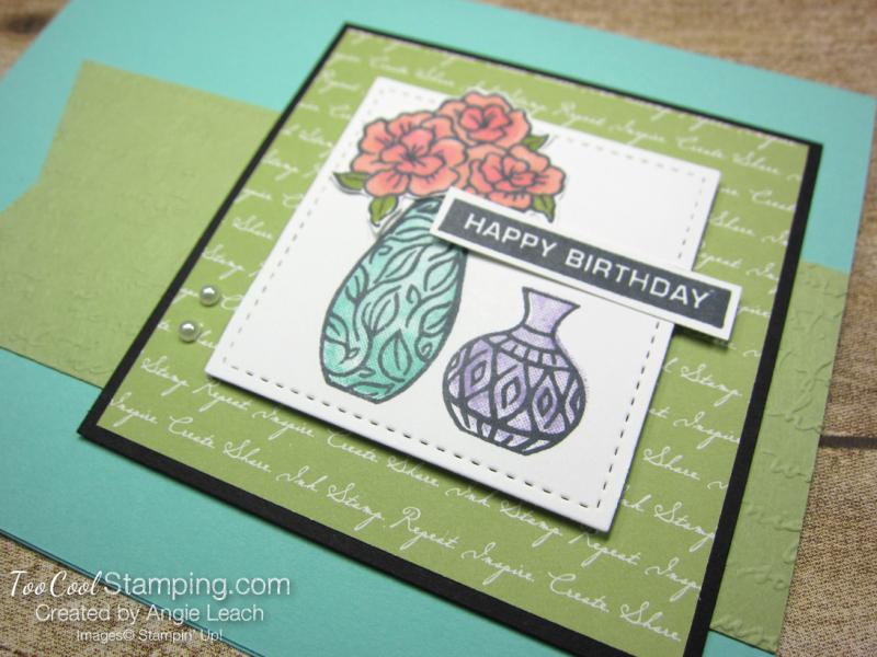 Vibran Vases Happy Birthday Cards - coastal 2