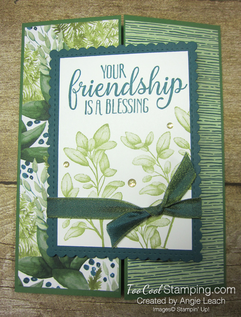 Forever Greenery - Friendship is a Blessing 1