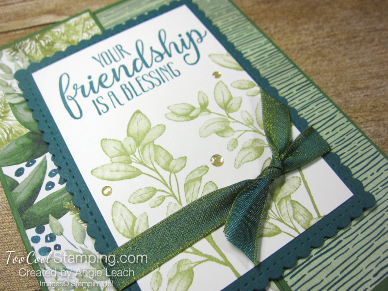 Forever Greenery - Friendship is a Blessing 2.5