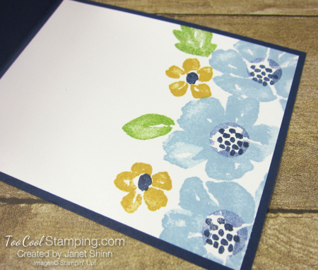 Blossoms in bloom fancy front flap - shinn 3