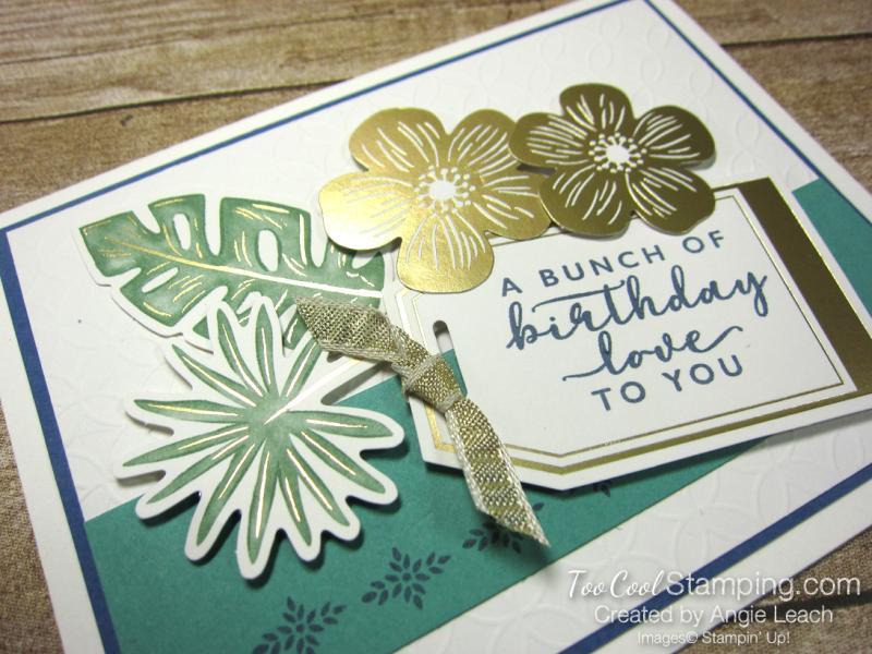 Boho indigo hawaiian birthday bunch 2