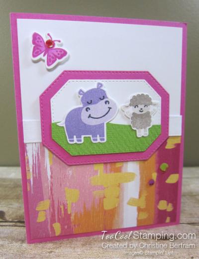 Hippo happiness - hippo lamb bertram 1